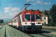 440 101 original en aljaima (serie103) Tags: train tren trenes ut trains cercanas 440 railroads ferrocarril renfe estaciones unidad carril unidades ffcc
