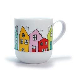 Mug Little Village
