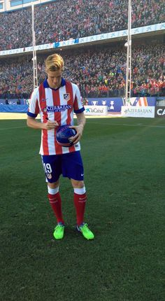 Fernado Torres #AtleticodeMadrid @atleticodemadrid