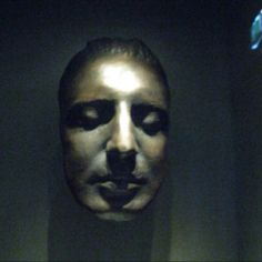 Mozart (Death Mask)