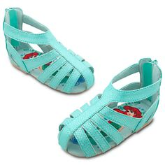Ariel Sandals for Baby   Shoes & Socks   Disney Store