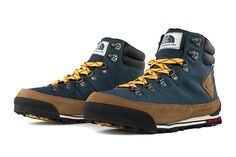 "The North Face ""Back to Berkeley"" Boots Fall/Winter 2012"