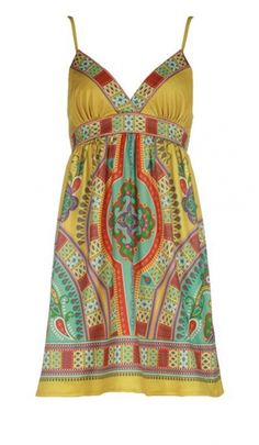 great for summer or with a cardi and boots going into fall.