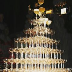 Champagne Please!! #champagne #champagnelife #champagneshowers #letthechampagneflow #champagnepyramid #moetchandon #roderercristal #veuveclicquot #italy #palermo #montreal