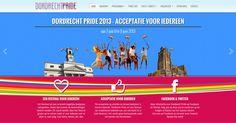 Website Dordrecht Pride