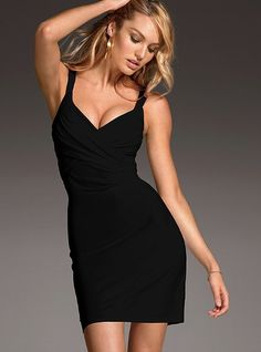 I want my bridesmaids in a little black dress, that's affordable and they can wear it again.