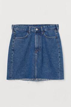 dbd9307437 A(z) farmerszoknya nevű tábla 17 legjobb képe | Old jeans, Sewing ...