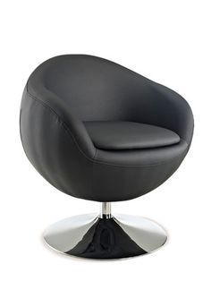 Charmant Modway Furniture Rudolph Lounge Chair In Black