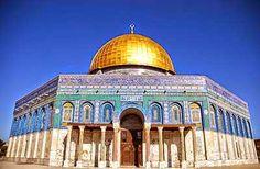 Alberto Bernator : El Domo de la Roca NO es la Mezquita de Omar
