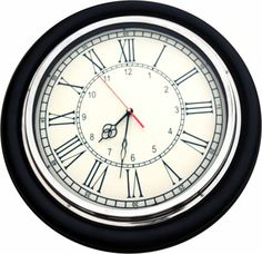Shopingfever Analog Wall Clock Price in India - Buy Shopingfever Analog Wall Clock online at Flipkart.com