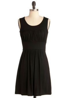 This dress is so elegant, wish I had it when I used to go swing dancing - Simplicity Party Dress, #ModCloth, #partydress