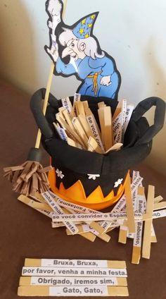 Montessori, Halloween, Diy, Bricolage, Do It Yourself, Homemade, Diys, Spooky Halloween, Crafting