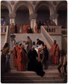 Oι τελευταίες στιγμές του Δόγη Μαρίνου Φαλιέρο (1867)