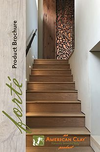 Our natural earth plaster products, manufactured in Albuquerque, New Mexico, are a healthy and creative solution for beautiful interiors.