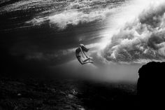 14 Surreal Photos of Surfers Above and Below the Water - Cosmopolitan.com