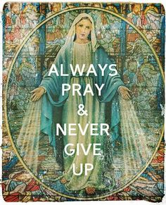 Always pray & never give up. This is for all the folks in Louisville Mississippi who were hit by the tornado yesterday. Especially members of my family. You will get through this!