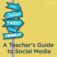 Teachers, we know navigating the ever-changing world of social media can be daunting, so we created this handy list of guides, resources, and ideas for tapping its full potential.