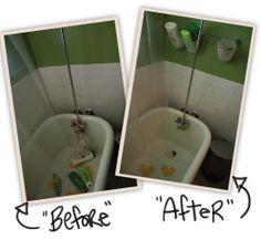clawfoot tub shower caddy. Shower  Caddy Clawfoot Tub My clawfoot tub shower storage life hack Bathroom Ideas
