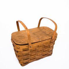 One True Love Vintage Rentals | Inventory: Picnic Basket