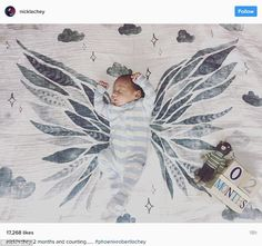 Oh baby! Nick and Vanessa Lachey celebrated the two-month mark of bringing their youngest ...