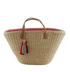 Riviera Basket // 245.00 // India Hicks Ambassador, Renee Peters
