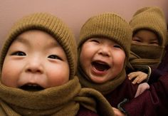 Mongolian Orphans Photo by Mark Lehn -- National Geographic Your Shot