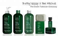 PrettyGossip x PaulMitchell Giveaway