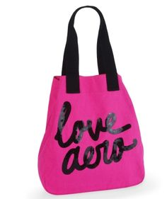 really cute tote from aeropostal $11.85
