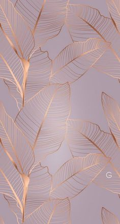 Wallpaper Pastel, Gold Wallpaper Background, Rose Gold Wallpaper, Flowery Wallpaper, Phone Wallpaper Images, Flower Phone Wallpaper, Iphone Wallpaper Tumblr Aesthetic, Butterfly Wallpaper, Aesthetic Pastel Wallpaper