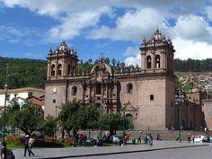 Kathedrale in #Cusco, der Hauptstadt der Inka, #Peru