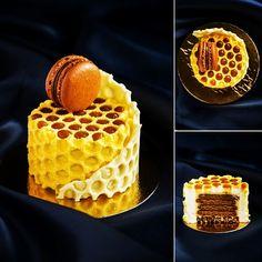 Honey cake by Chef Nina Tarasova. #dessert #perfection