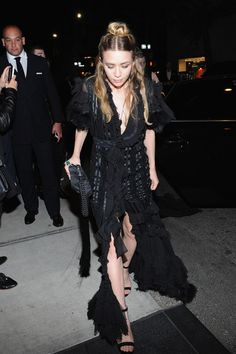 Ashley Olsen Photos - Michael Kors and iTunes After Party at the Mark Hotel - Zimbio