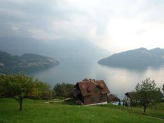 Vitznau Austria, Switzerland, Places Ive Been, Travel, Viajes, Destinations, Traveling, Trips