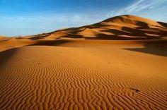 Sahara. Paisajes más impresionantes del planeta