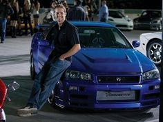 Paul Walker in 'The Fast & The Furious'