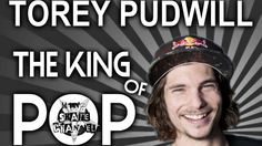Torey Pudwil The King of Pop - Clube do skate