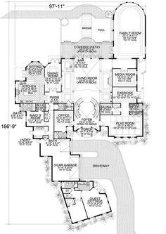Main Floor Plan: 37-233