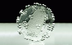 LUKE JERRAM: Glass replicas of harmful viruses