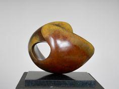 'Onda', bronze. Jan van der Laan ~ sculptures, december 2017