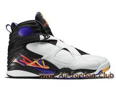 Designer Clothes, Shoes & Bags for Women Nike Air Jordan 8, Air Jordan Retro 8, Casual Sneakers, Casual Shoes, Sneakers Nike, Michael Jordan, Baskets Jordan, Basket Pas Cher, Tenis Nike Air