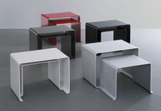 Dieter Rams - side tables - bench?