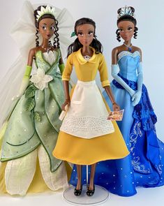 Disney Collector Dolls, Disney Barbie Dolls, Disney Princess Dolls, Disney Princesses, Disney Nerd, Disney Memes, Disney Love, Disney Christmas Ornaments, Anime Dolls