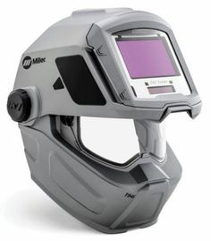 Get the lowest price possible on the Miller welding helmet when you shop Welders Supply online. This matte silver shell helmet includes 5 outside cover lenses and 2 inside cover lenses.