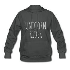 Unicorn Rider Women's Hoodie