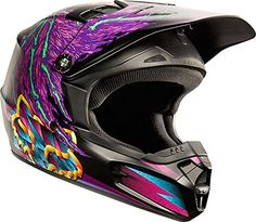 Fox is the leader in motocross and mountain bike gear, and the apparel choice of action sports athletes worldwide. Shop now from the Official Fox Racing® Online store. Dirt Bike Helmets, Dirt Bike Gear, Racing Helmets, Bike Handlebars, Dirt Biking, Motocross Love, Motocross Gear, Atv Riding, Riding Gear