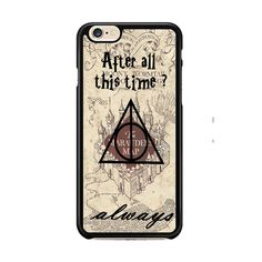 After all this time always quote harry potter IPhone 6| 6 Plus Cases