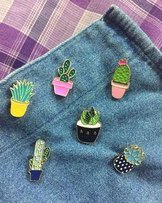 """""""Mi piace"""": 10.8 mila, commenti: 102 - Succulent City (@succulentcity) su Instagram: """"IN LOVE with this pin set from The Pin Lord (@thepinlord)⠀ 👆🏼Click the link in bio to grab…"""""""