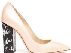 Refinery29 picks out the the cutest nude shoes.