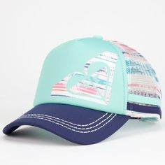 ROXY Dig This Womens Trucker Hat 250961523 | Hats