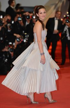 Marion Cotillard at Cannes